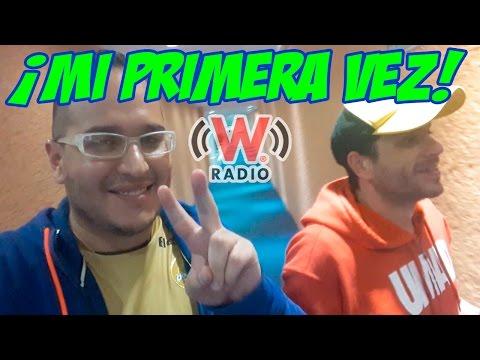 ¡MI PRIMERA VEZ! | TELEVISA RADIO @LASKOLADERAS