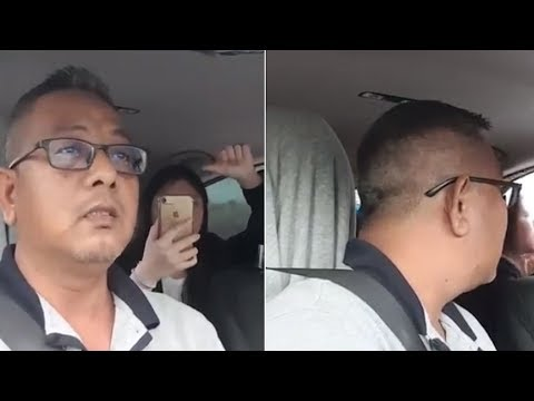 S'pore Go-Jek driver in viral video says thinking about his family helped him remain calm