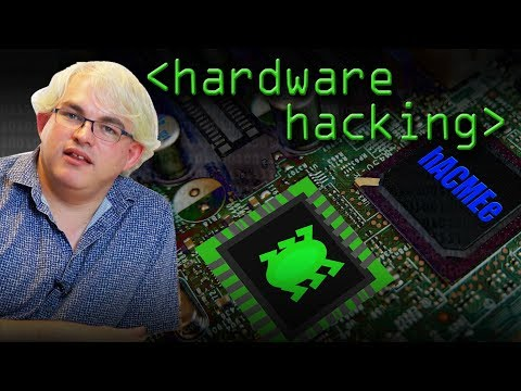 Hardware Hacking - Computerphile