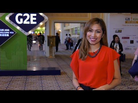 G2E Asia 2018 Day 1 Recap