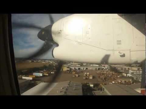 Skytrans Airlines Flight Q6018 - Brisbane To Toowoomba - (VH-QQH) Dash 8-100
