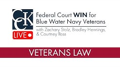 BREAKING: Federal Court rules Blue Water Navy Veterans Eligible for Agent Orange Benefits (2019)