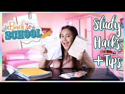 Cara Jadi Juara Kelas Effective Study Hacks Tips 2018 Youtube