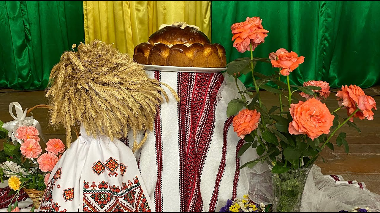 """Рубрика """"Свята без хліба не буває"""" з нагоди святкування 555-ої річниці села Бабин! Влог 2"""