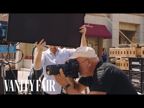 Vanity Fair Grants a Photographer an Opportunity of a Lifetime for the December Issue | Vanity Fair