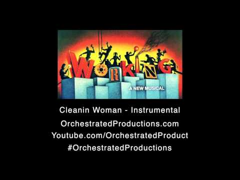 Working - Cleanin' Women (Cover Song)