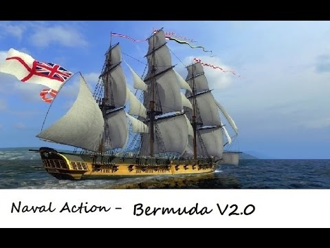 Naval Action - Defence of Bermuda II