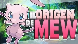 EL ORIGEN DE MEW - MEW PRIMIGENIO