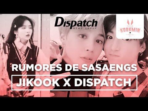 Aclarando rumores de Dispatch y JiKook - Opinión (Cecilia Kookmin)