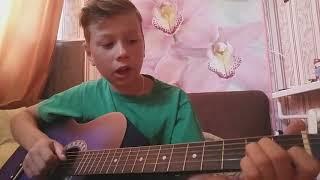 В.Цой-Восьмиклассница разбор песни на гитаре