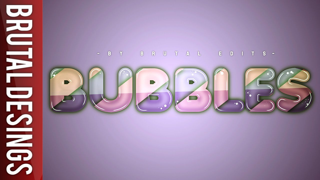 how to add bubble gum effect after effect