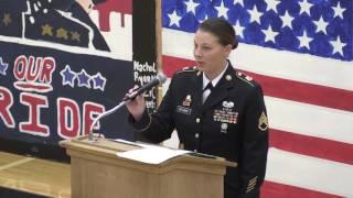 11.11.2016 Veterans Day Program