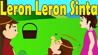 Leron Leron Sinta | Awiting Pambata | Leron Leron My Love with lyrics