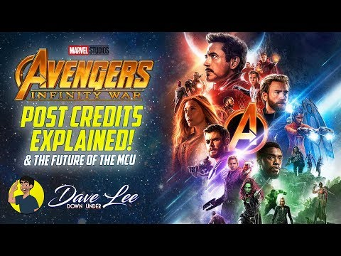 AVENGERS: INFINITY WAR - Post Credits Scene Explained