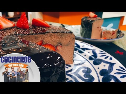 Receta: Mousse de chocolate de metate | Cocineros Mexicanos