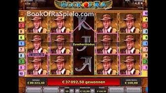 Book Of Ra 120.000 Euro 100 € Einsatz! FETTES BILD! @Stargames