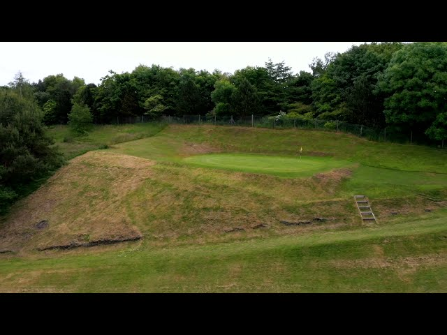 Clayton Golf Club Hole 8