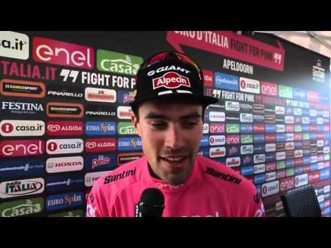Giro d'Italia 2016: 1- Apeldoorn - Apeldoorn ITT - Tom Dumoulin -Team Giant Alpecin-
