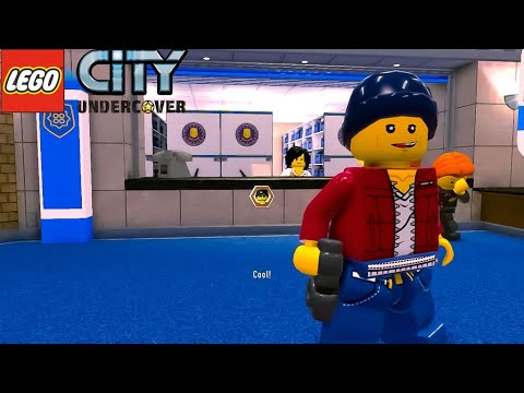 Lego City Undercover - Episode #9 - Happy Kids Games and Tv - Free ...