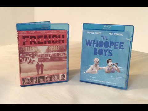 French Postcards / The Whoopee Boys - Blu Ray Unboxing and Review