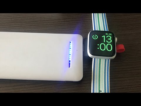 Portable Wireless Charger for I Watch Charging Dock Station USB Charger Cable for Apple Watch