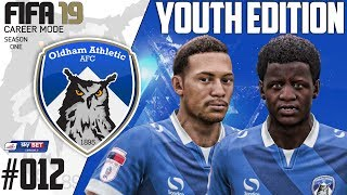 Fifa 19 Career Mode  - Youth Edition - Oldham Athletic - Season 1 EP 12