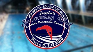 CEC junior meeting - 200 butterfly boys