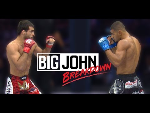 Bellator 206: Big John Breakdown - Douglas Lima vs. Andrey Koreshkov