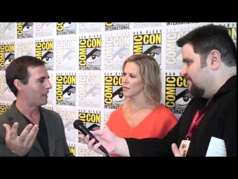 SLEEPY HOLLOW interview with Roberto Orci & Heather Kadin at San Diego Comic-Con 2014