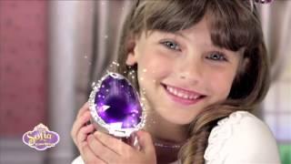 Sofia La Principessa - Bacchetta Magica e Amuleto