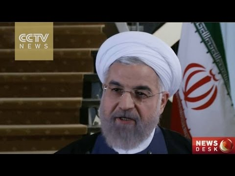 Iran's President Hassan Rouhani vowed to abide by nuclear deal