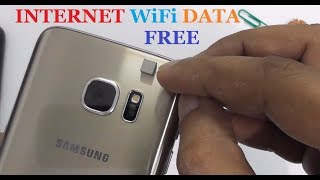 PASSWORD FREE INTERNET DATA WiFi IN MINS