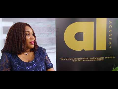 Oluwatoyin Sanni, Group CEO, United Capital Plc Shares her Experience of the ALA Programme
