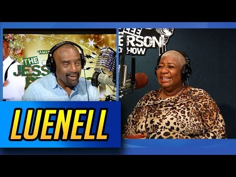 Comedian LUENELL! on Maxine Waters, Michelle Obama, Meghan Markle, and Colin Kaepernick