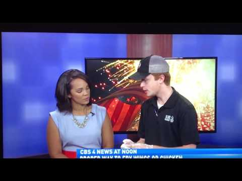Houston Chiropractor Dr Gregory Johnson's Son Greg Johnson On Live TV July 4th 2017