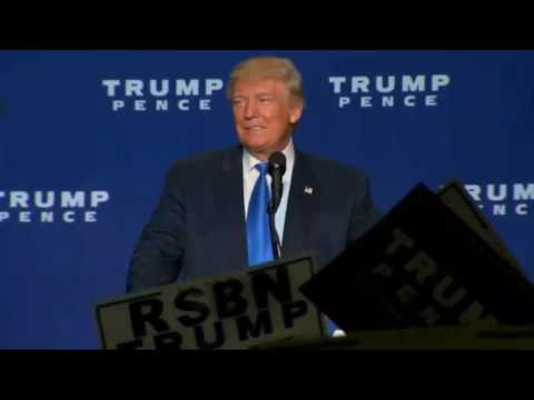 SIMPLY AMAZING - Donald Trump Rally in Green Bay, Wisconsin -10/17/2016-Trump Live Green Bay Speech