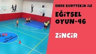Eğitsel Oyun 46  Zincir (Beden Eğitimi ve Spor) PhysicalEducationalGames