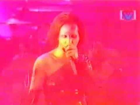 06 - Marilyn Manson - Rock Is Dead LIVE at BIG DAY OUT 99