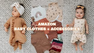 Affordable Amazon Baby Clothing + Accessories   All My Favorites For My Baby Girl