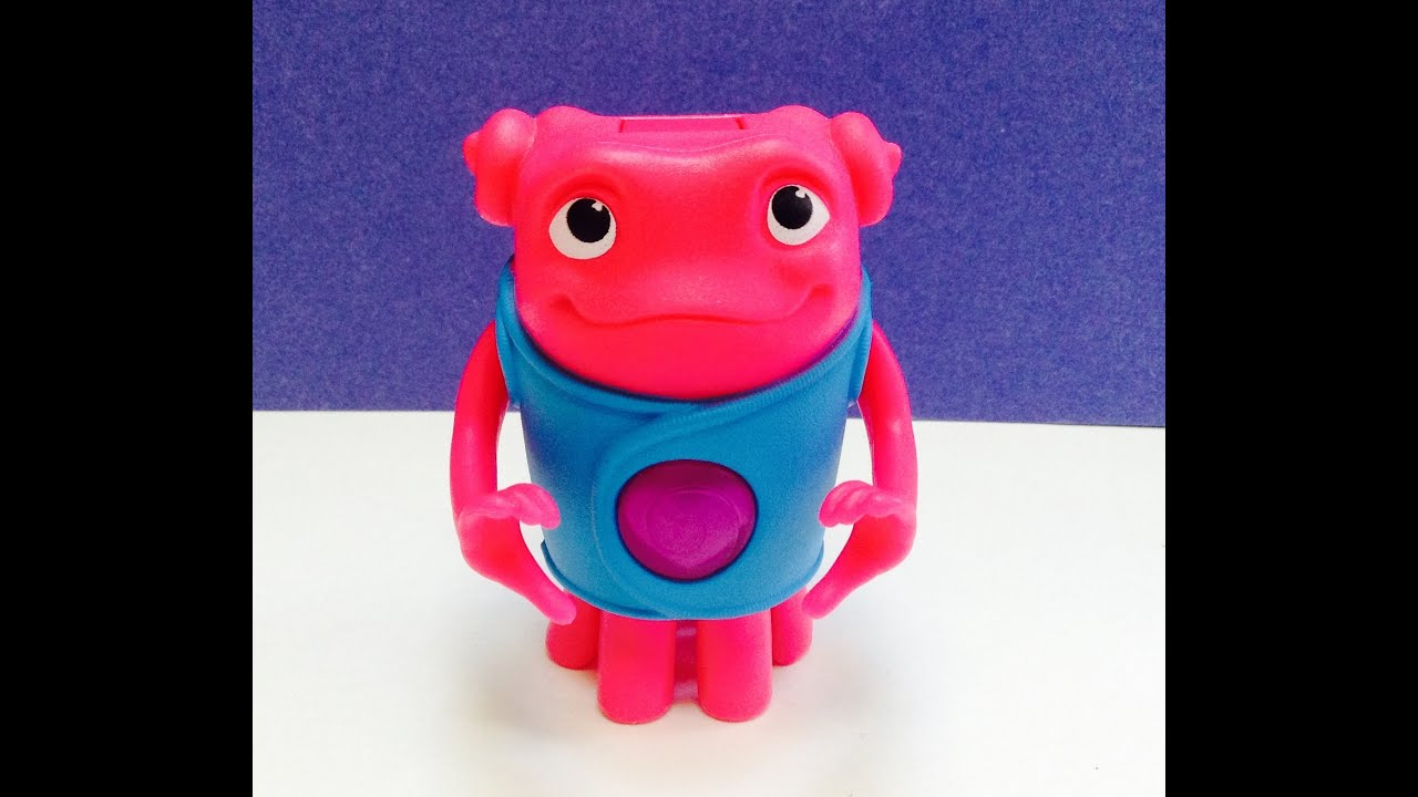 mcdonalds happy meal toy pink alien from movie home 2015 - Pink Home 2015