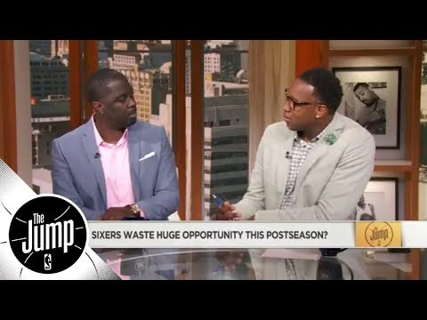 Why this NBA offseason is so important for the 76ers | The Jump | ESPN