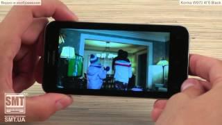 Видео обзор на китайский смартфон / телефон Konka W970