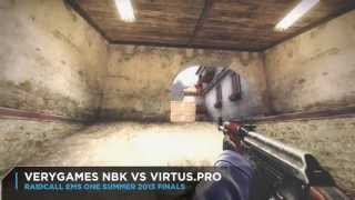 CS: GO Frag Movie: VeryGames NBK @ RC EMS One Summer 2013 Grand Finals