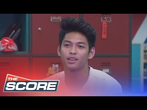 The Score: Ricci Rivero shares his decision to transfer to another school and team