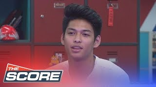 The Score: Ricci Rivero shares his decision to transfer to UP