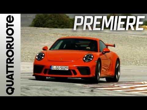 Nuova Porsche 911 GT3 2017: la prova in pista   Quattroruote Premiere