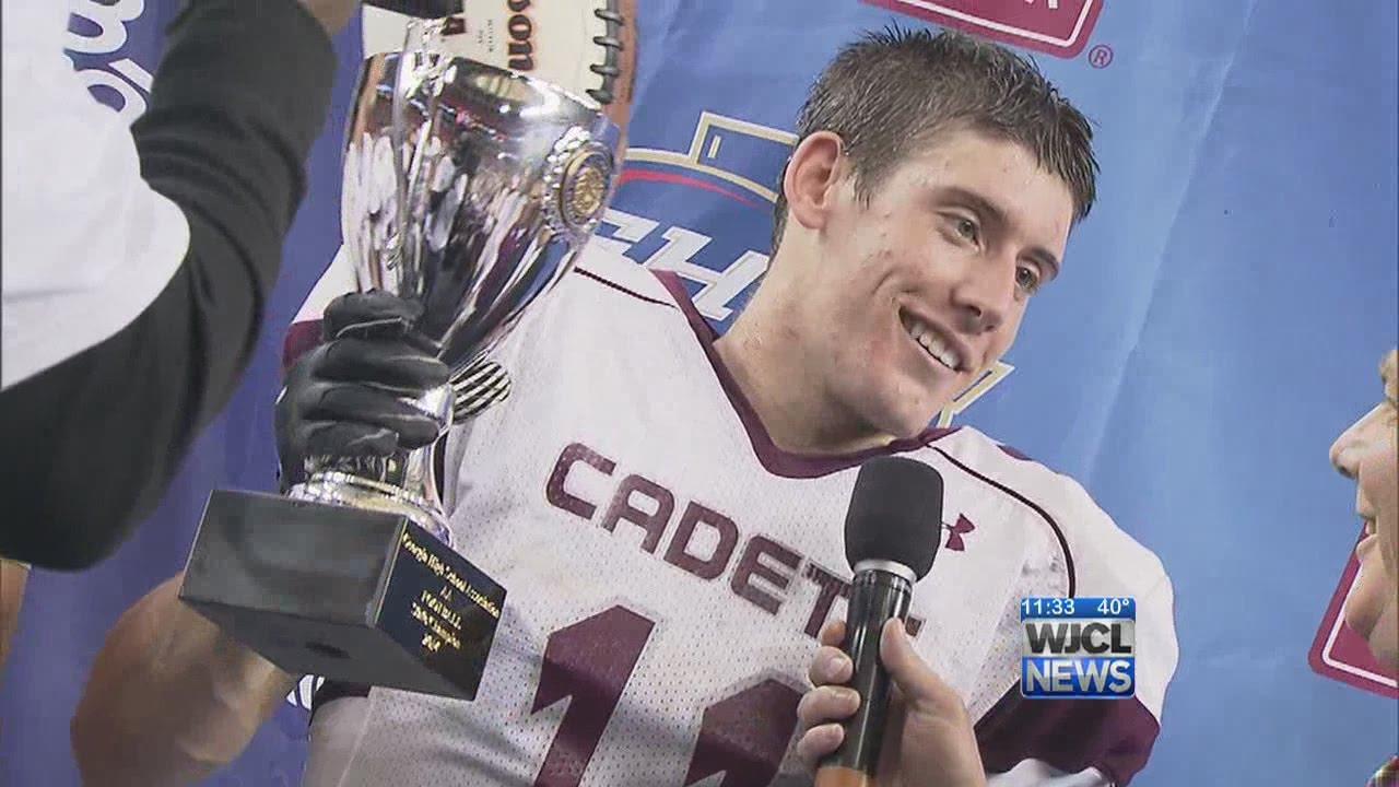 Download Benedictine Wins Football State Championship