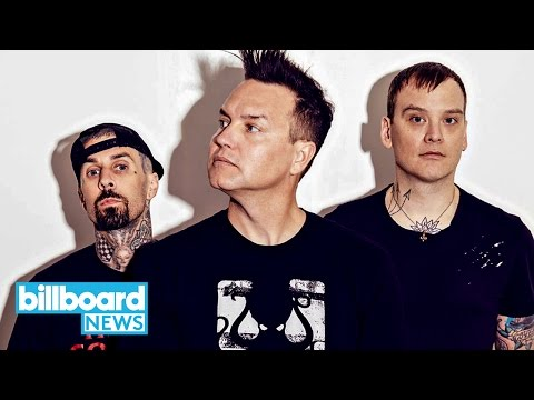 Blink-182 Breaks Down Forthcoming Deluxe Edition of 'California' | Billboard News