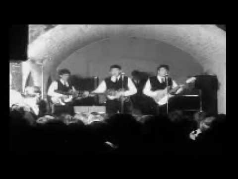 Beatles playing in the Cavern (los beatles tocando en la caverna)