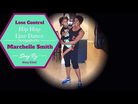 Lose Control: Hip Hop Line Dance w/Tutorial